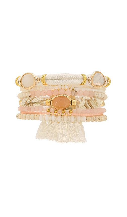 HiPANEMA Pandore Bracelet in Blush