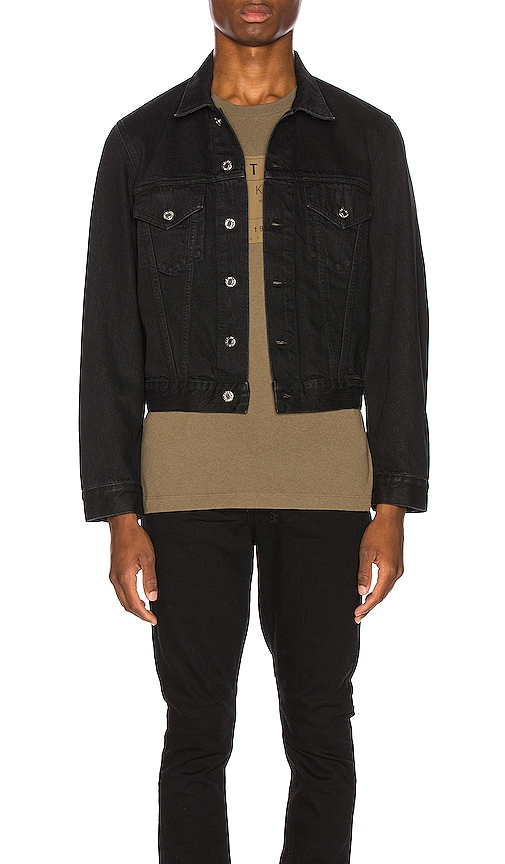 Masc Trucker Matt Jacket