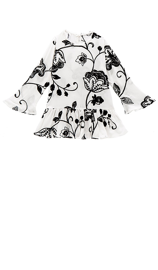 HARLOWJADE Jasmine Dress in White