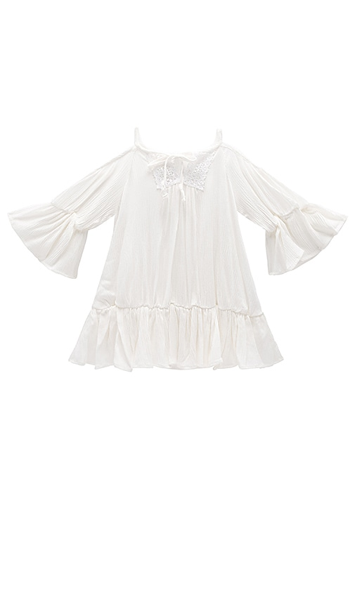 HARLOWJADE Karen Top in White
