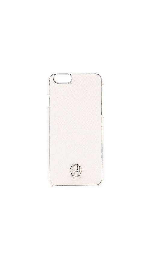 House of Harlow 1960 Snap iPhone 6 Case in White