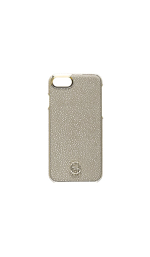 House of Harlow 1960 Snap iPhone 7 Case in Taupe