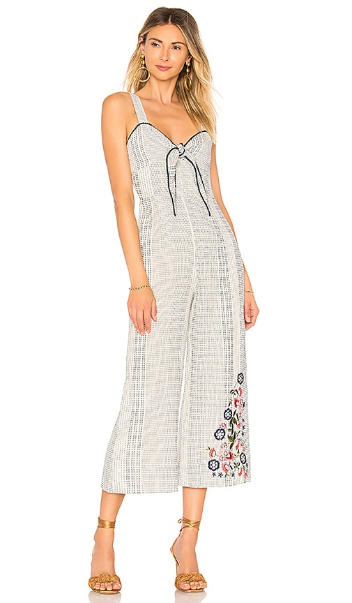 x REVOLVE Lana Jumpsuit in White. - size M (also in L,S,XL,XS,XXS) House Of Harlow