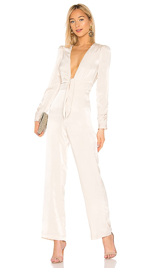 8cbc2ed4c9e4f House of Harlow 1960 X REVOLVE Vera Jumpsuit in Ivory