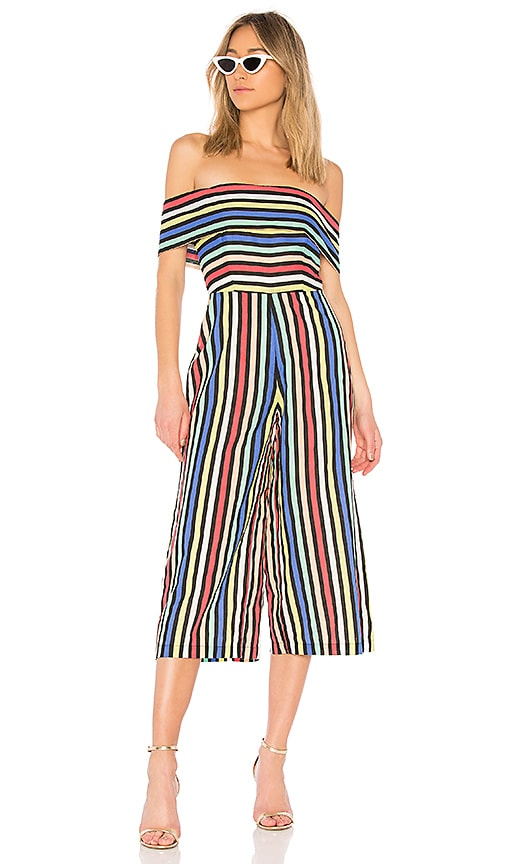 House of Harlow 1960 x REVOLVE Hugh Jumpsuit in Red