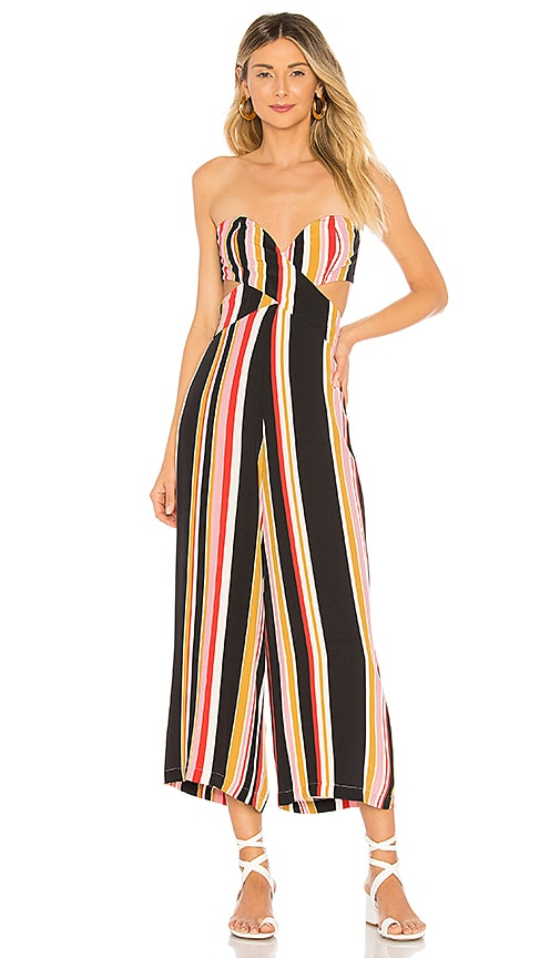 x REVOLVE Joelle Jumpsuit in Red. - size L (also in M,S,XL,XS,XXS) House Of Harlow