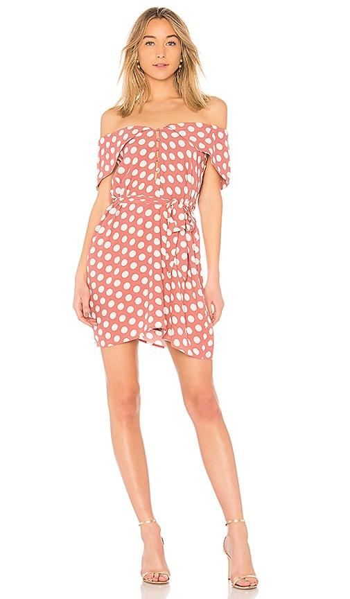 House of Harlow 1960 x REVOLVE Lark Dress in Mauve