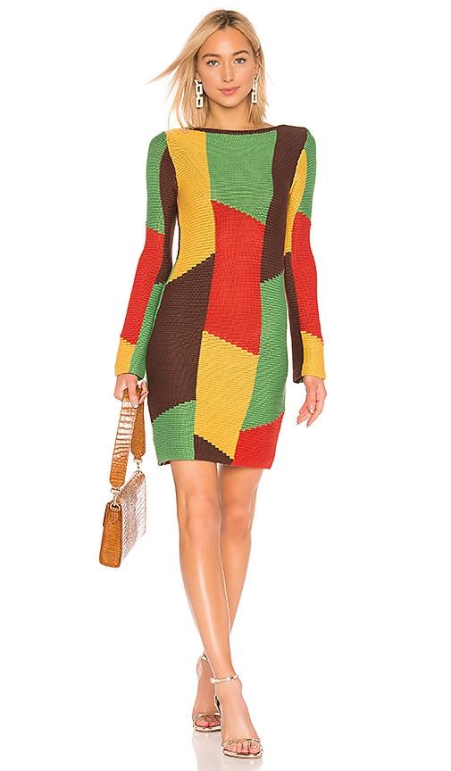 X REVOLVE Eucalyptus Dress