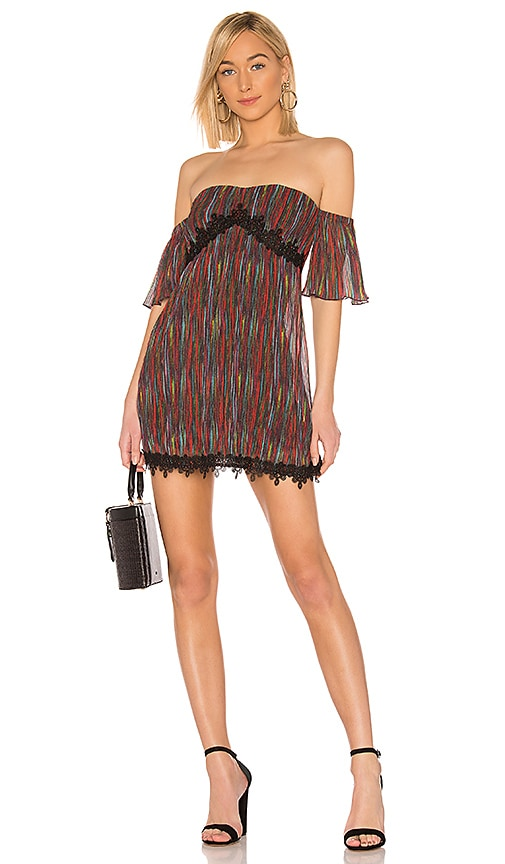 X REVOLVE Sofia Mini Dress