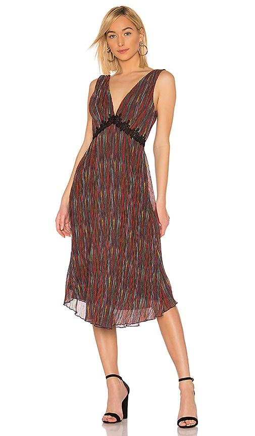 X REVOLVE Yelena Midi Dress