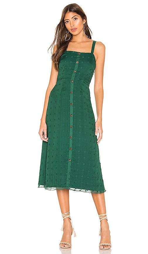 X Revolve Marla Midi Dress by House Of Harlow 1960