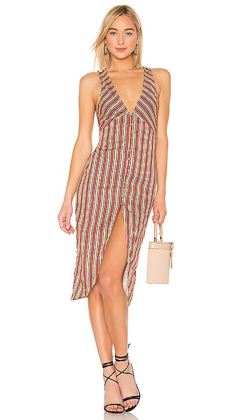 X REVOLVE Vice Dress