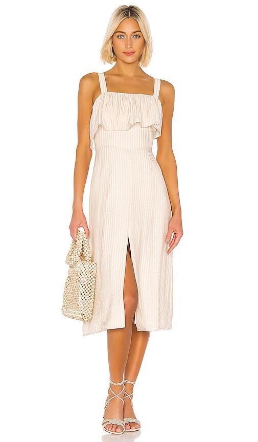 x REVOLVE Felicia Midi Dress