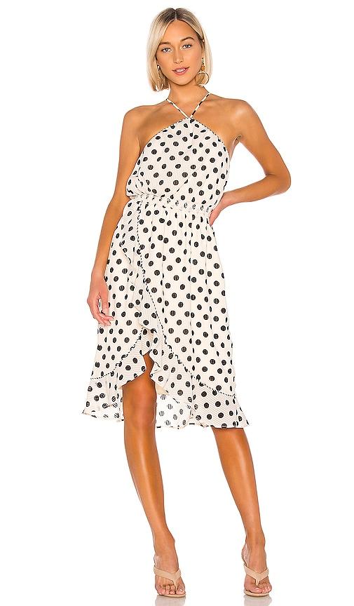 X REVOLVE Baye Midi Dress