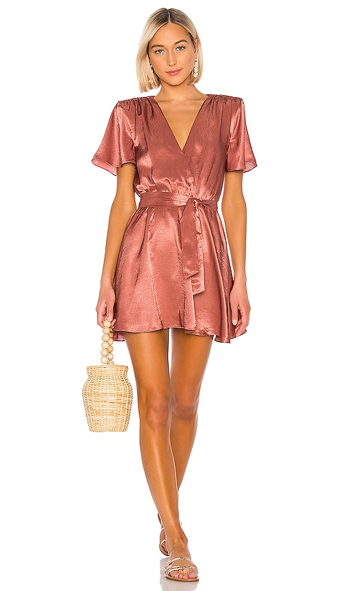 X REVOLVE Annika Dress