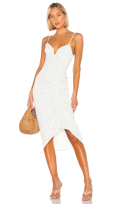 x REVOLVE Anabella Midi Dress