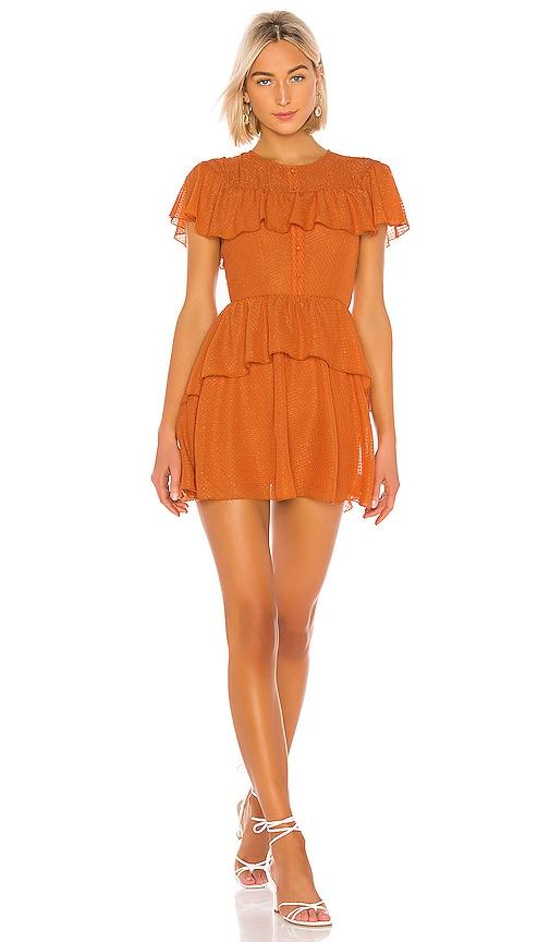 X REVOLVE Clint Dress