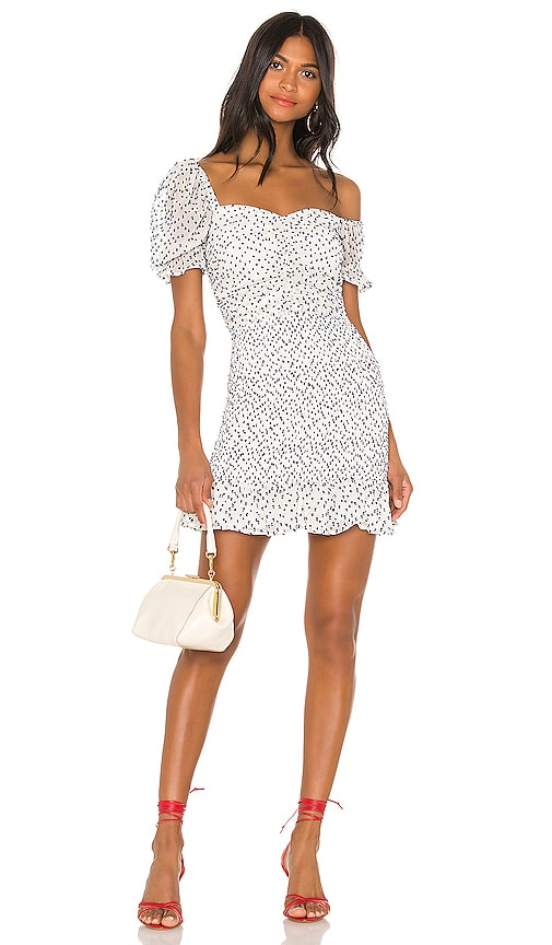 House Of Harlow 1960 X Revolve Fleur Mini Dress In White Navy Revolve See more ideas about revolve clothing, fashion clothes women, dresses. x revolve fleur mini dress