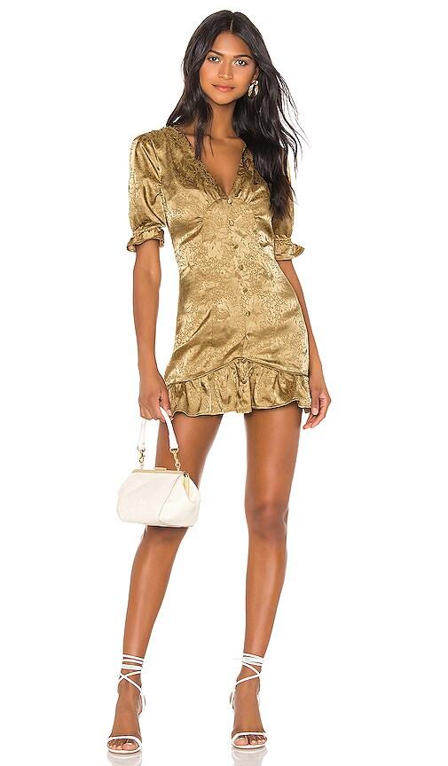 x REVOLVE Shiona Mini Dress