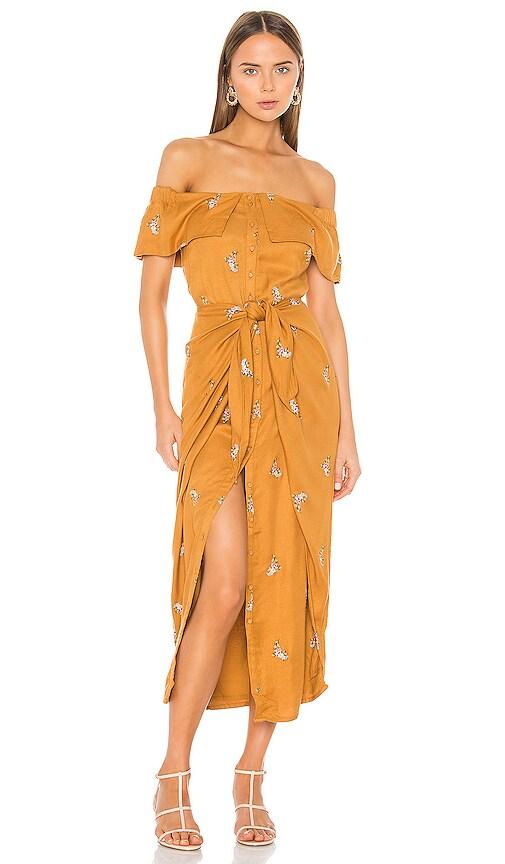 X REVOLVE Rumi Dress