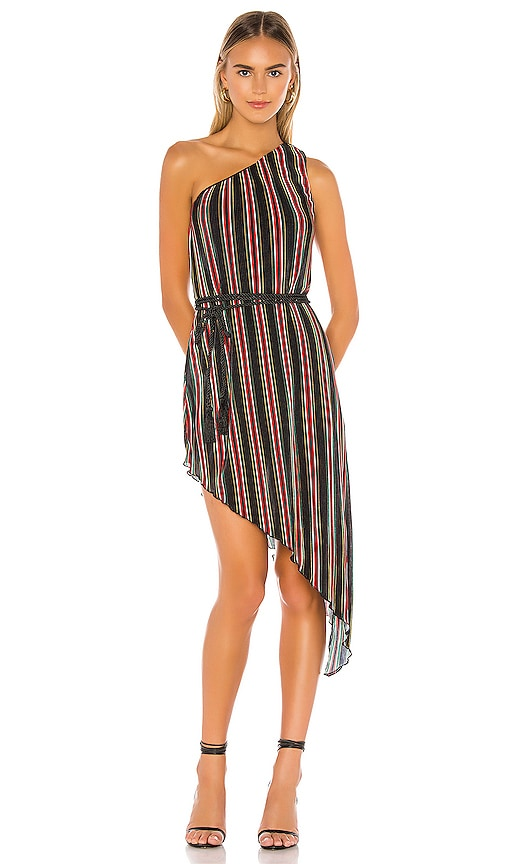 X REVOLVE Arlyn Midi Dress