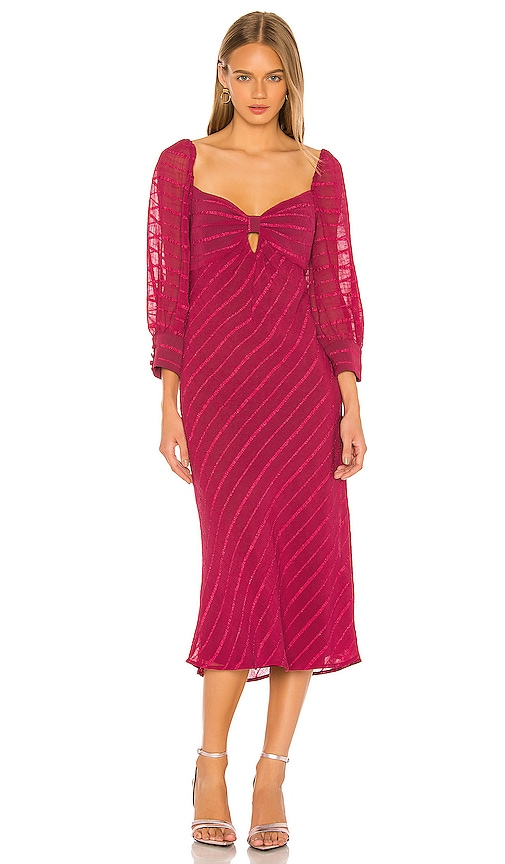 X REVOLVE Ananya Midi Dress