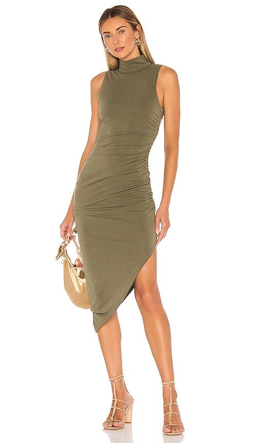 X REVOLVE Violet Dress