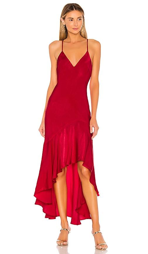 x REVOLVE Mirna Dress