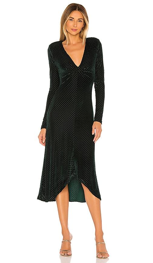 x REVOLVE Odetta Midi Dress