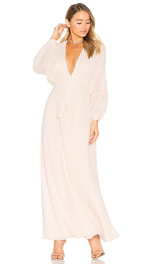 House of Harlow 1960 x REVOLVE Leslie Maxi Dress in Pink