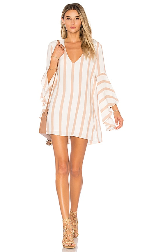 House of Harlow 1960 X REVOLVE Talullah Dress in Beige