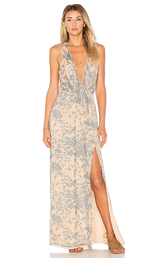 House of Harlow 1960 x REVOLVE Wilton Dress in Nude