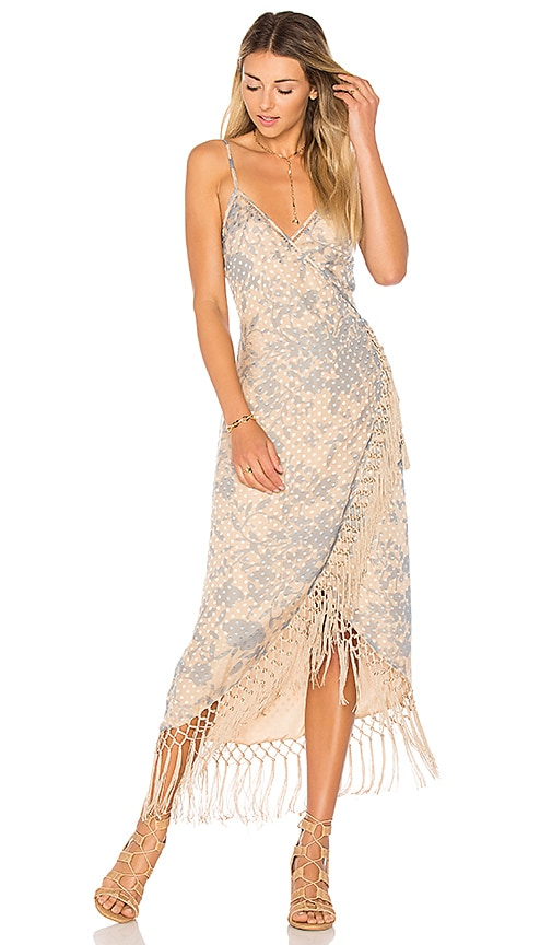 House of Harlow 1960 x REVOLVE Sonya Dress in Nude