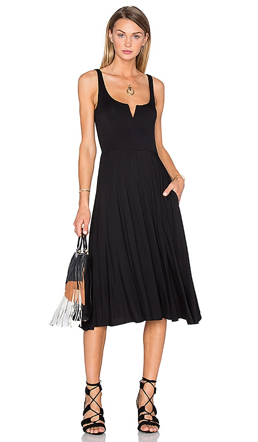 House of Harlow 1960 x REVOLVE Ella Tank Dress in Black