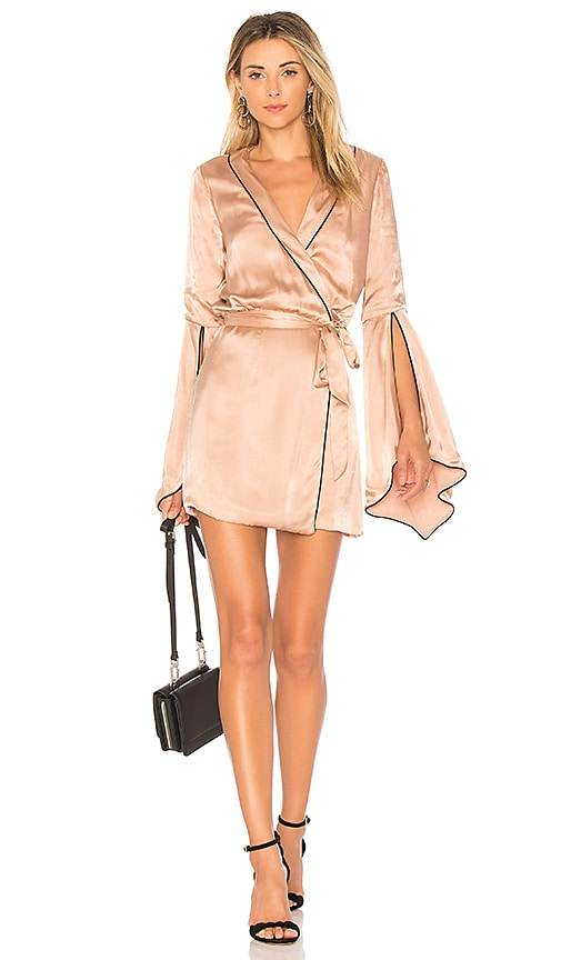 House of Harlow 1960 x REVOLVE Amos Dress in Cream