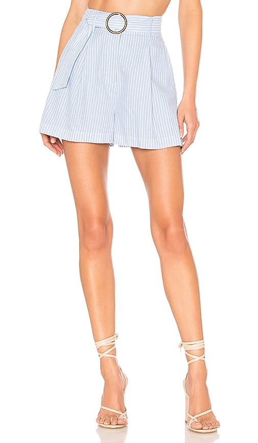House of Harlow 1960 x REVOLVE Germain Short in Baby Blue