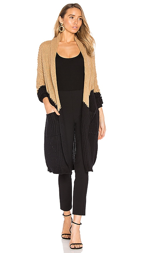 House of Harlow 1960 x REVOLVE Lucelle Cardigan in Black