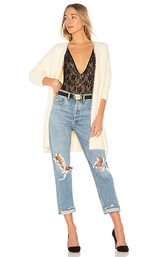 House of Harlow 1960 x REVOLVE Jonas Cardigan in White