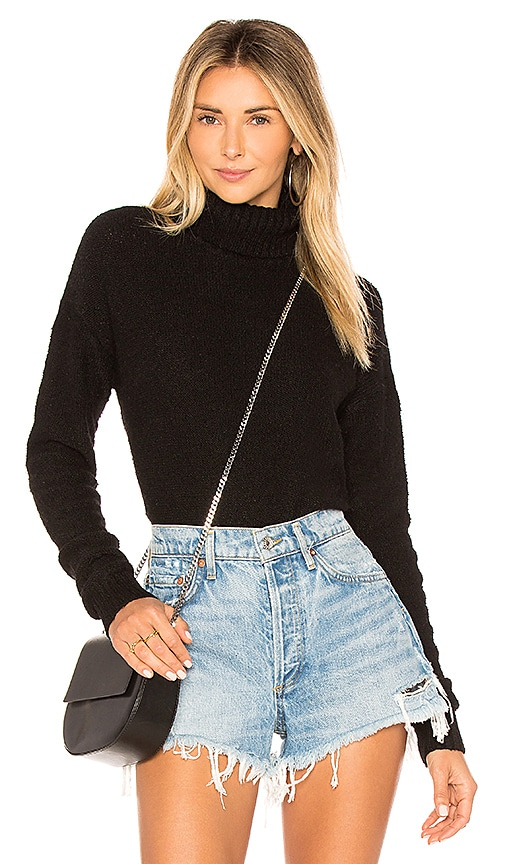 House of Harlow 1960 x REVOLVE Renee Pullover in Black