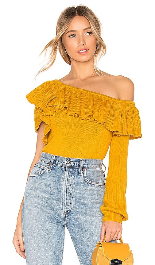 MONROE 원숄더 스웨터