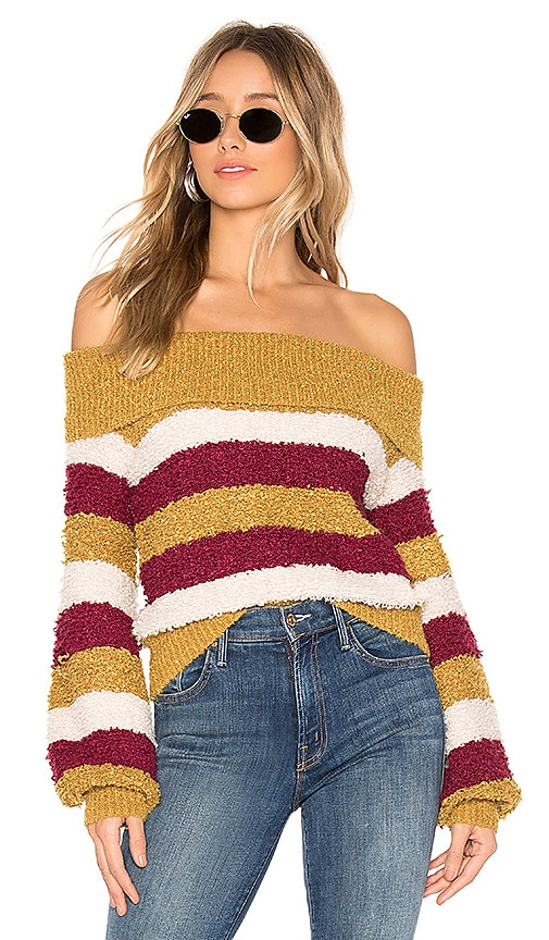 x REVOLVE Shannon Sweater