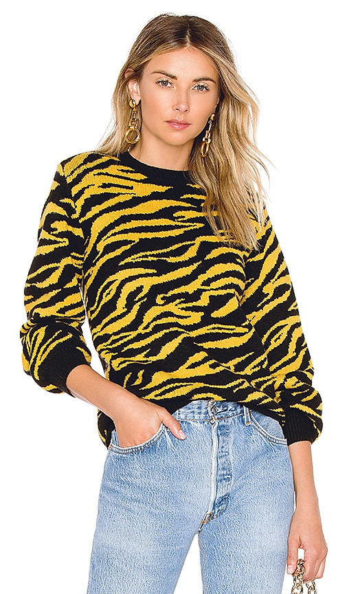 x REVOLVE Tiger Sweater