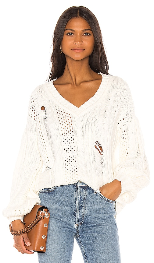 X REVOLVE Marcella Sweater