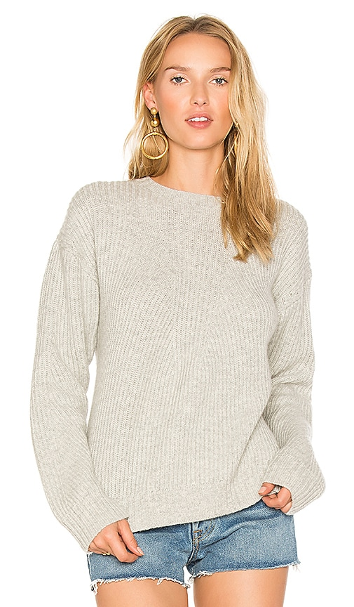 House of Harlow 1960 x REVOLVE Quinn Sweater in Gray