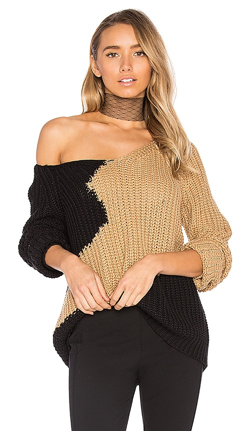 House of Harlow 1960 x REVOLVE Adrienne Pullover in Black