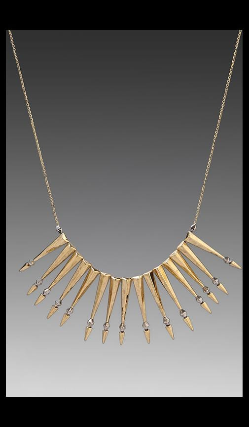 House of Harlow Nomadic Warrior Arrow Necklace