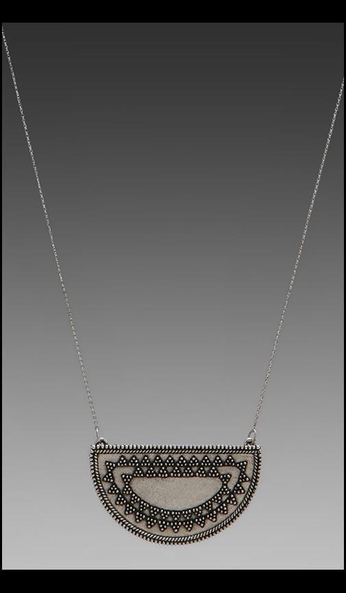 House of Harlow Tuareg Granulation Necklace