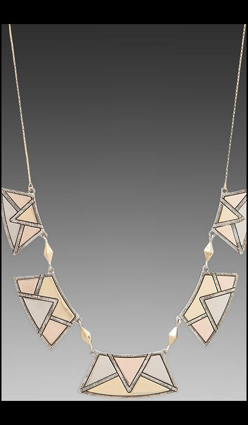 House of Harlow Sancai Collar Necklace