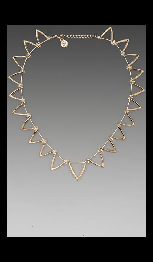 House of Harlow Trikona Necklace