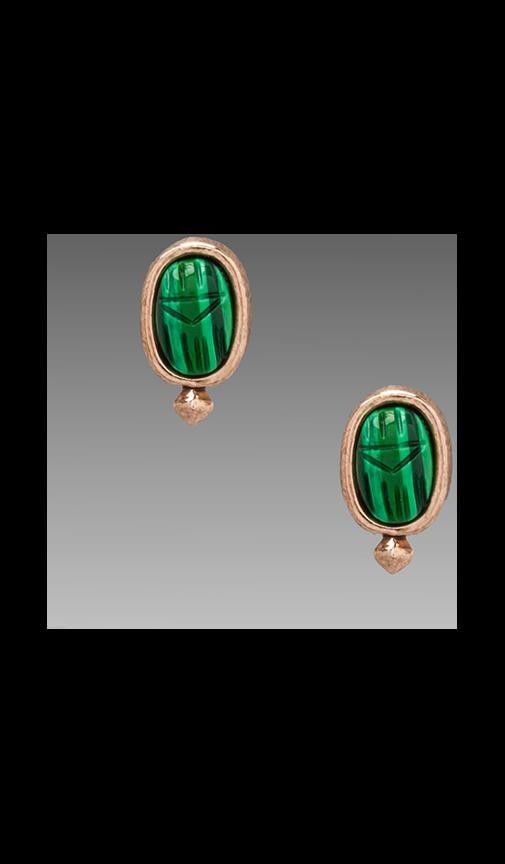 House of Harlow Khepri Stud Earrings